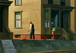 Edward Hopper (1882-1967) Pennsylvania Coal Town, 1947 Oil on canvas 28 x 40 inches Butler Collection, acquired 1948
