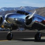 Lockheed Electra 1935 Airliner Flies to Museum Sept. 21 for Amelia Earhart Exhibit