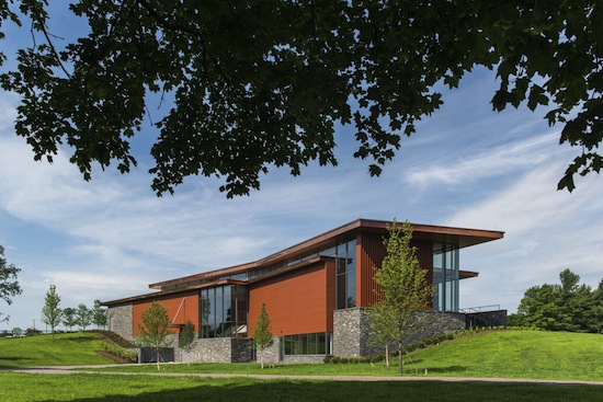 Shelburne Museum Opens Pizzagalli Center For Art And