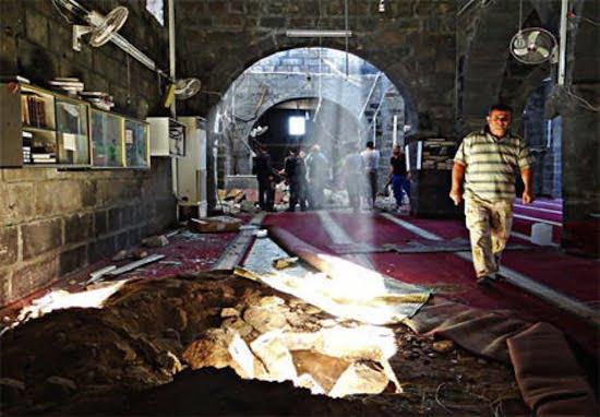 © UNESCO / Professor Maamoun Abdul Karim, The Al-Omari Mosque