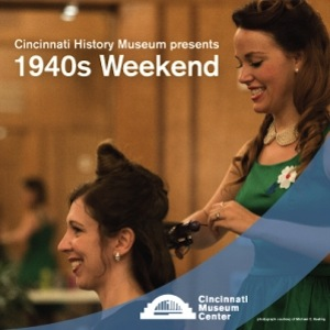 Union Terminal with 1940s Weekend