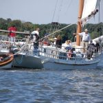 Skipjack rides in St. Michaels October 5