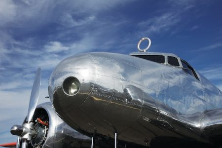 Museum Celebrates Sept. 21 Arrival of 1935 Lockheed Electra Airliner