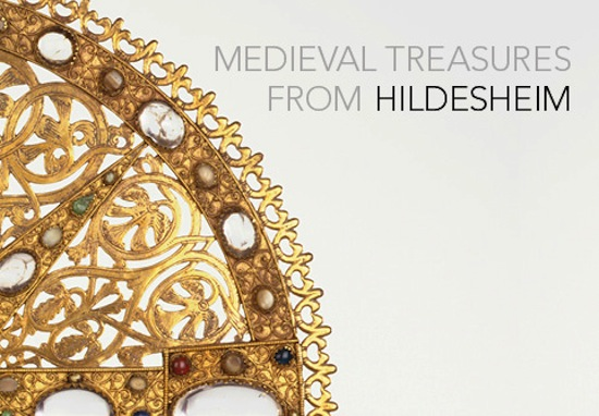 Medieval Church Treasures from Hildesheim