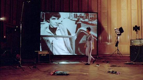 Pauline Boudry/Renate Lorenz, To Valerie Solanas and Marilyn Monroe in Recognition of Their Desperation, 2013. Super-16mm/HD film, 18 minutes. Production still: Andrea Thal.