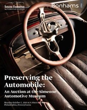 Preserving the Automobile auction