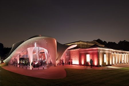Serpentine Sackler Gallery designed by Zaha Hadid Opens