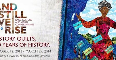 Freedom Center Presents Largest Ever Exhibition of African American Quilts