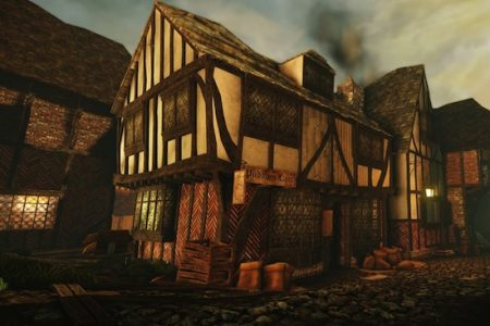 British Library maps inspire videogame concept