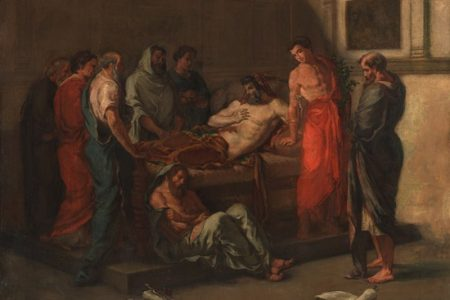 Santa Barbara Museum of Art opens Delacroix and the Matter of Finish