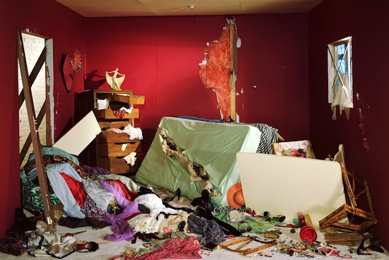 Jeff Wall, The Destroyed Room, 1978. Glenstone
