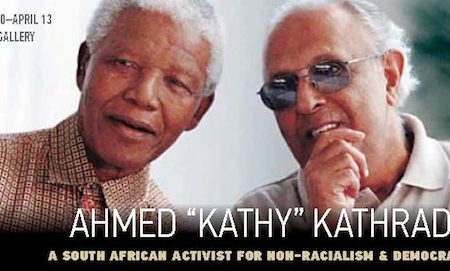"MSU Museum announces Ahmed ""Kathy"" Kathrada: A South African Activist for Non-Racialism & Democracy"