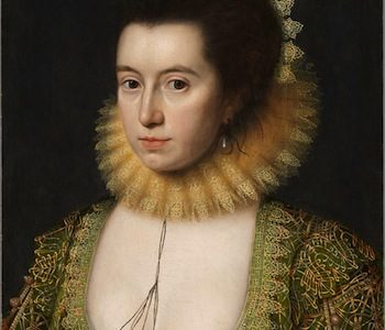 National Portrait Gallery Acquires Portrait of Lady Anne Clifford by William Larkin