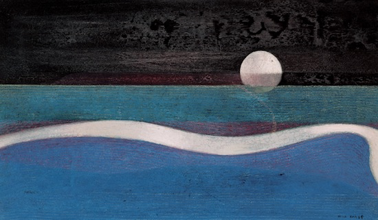 Max Ernst, Humboldt Current, 1951–1952. Fondation Beyeler, Riehen, Collection Beyeler.