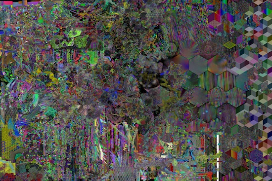 Shane Hope, atomic_kill_threads, 2012. Archival pigment print, 48 x 72 inches. Courtesy of the artist.