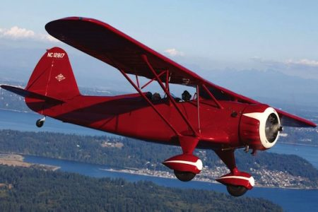 Museum to Install 1930s Airplanes Into Gallery Oct. 12