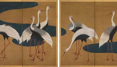 Gift of Japanese Art Promised to the Harvard Art Museums by Robert and Betsy Feinberg