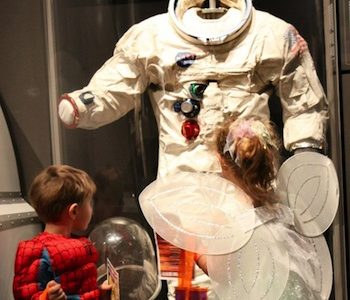 Oct. 27 Family Halloween Fun as The Museum of Flight Becomes The Museum of Fright