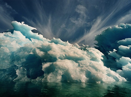 Len Jenshel Narsaq Sound, Greenland C-print, 26 x 30 inches Courtesy of the artist and Joseph Bellows Gallery, La Jolla