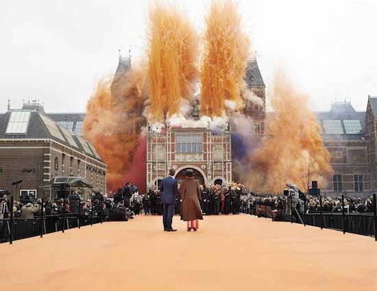 Rijksmuseum Opening Photo: Erik Smits
