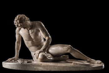 National Gallery of Art Present The Dying Gaul: An Ancient Roman Masterpiece from the Capitoline Museum Rome