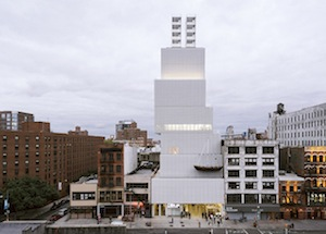 New Museum  Photo: Dean Kaufman.