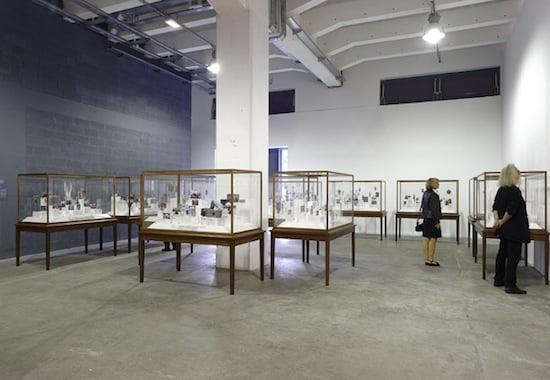 Physique of Consciousness Museum, Biennale de Lyon 2013. © Blaise Adilon.