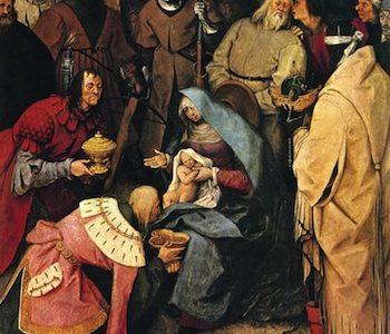 National Gallery presents Peter Bruegel the Elder The Adoration of the Kings