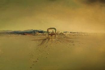 Salvador Dali Phantom Cart