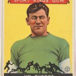 Metropolitan Museum of Art opens Gridiron Greats Vintage Football Cards in the Collection of Jefferson R. Burdick