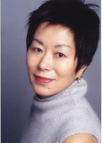 Akiko Fukai - Photo by Kazuo Fukunaga