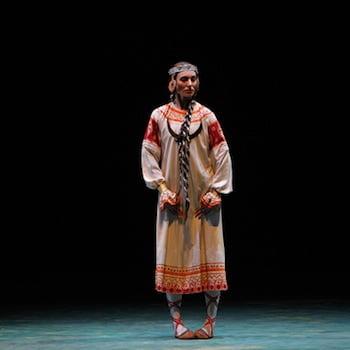 Denis Caiozzi, Stravinsky et les Ballets Russes (still), 2008. Film. © V. M. Baranovsky.