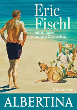 Eric Fischl, Untitled, 2008. Oil on chromecoat. Courtesy of the artist and Galerie Jablonka, Cologne.