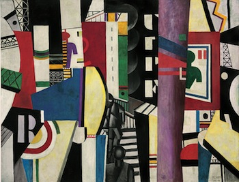 Fernand Léger (French, 1881-1955) The City, 1919