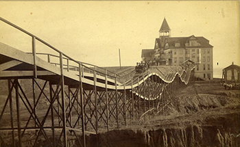 The Huntington Library  acquires Collection of Early Photographs of Santa Monica and Los Angeles