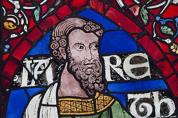 Stained Glass from Canterbury Cathedral