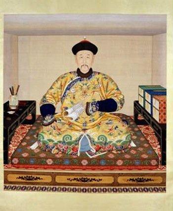 Emperor Yongzheng , The Palace Museum, Gu6446 © The Palace Museum