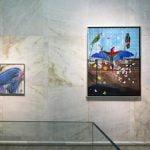 Arnulf Rainer Museum opens DAMIEN HIRST / ARNULF RAINER exhibition