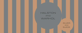 Halston and Warhol