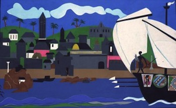 Currier Museum of Art opens Romare Bearden: A Black Odyssey