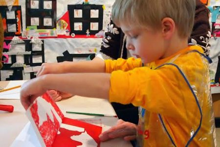 School's Out/Art's In at the Katonah Museum of Art
