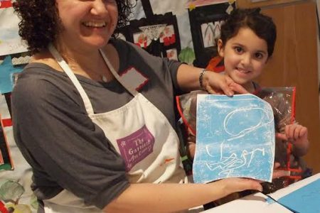 Tuesdays for Tots at the Katonah Museum of Art