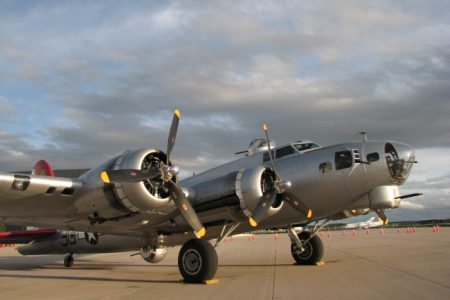 B-17 Fly-in at Centennial Airport