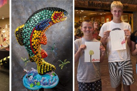 National Museum of Wildlife Art Featured for Innovative Education Program
