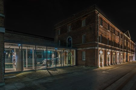 Purcell Completes National Museum of the Royal Navy Scheme