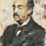 J. Paul Getty Museum Acquires Pastel By Edouard Manet