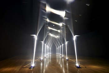 Exhibition view, Persistent Illusions, 2014. Photo © Daelim Museum, 2014.