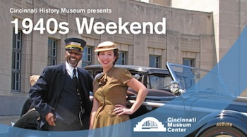 Relive the era of big band music, classic cars and the Lindy