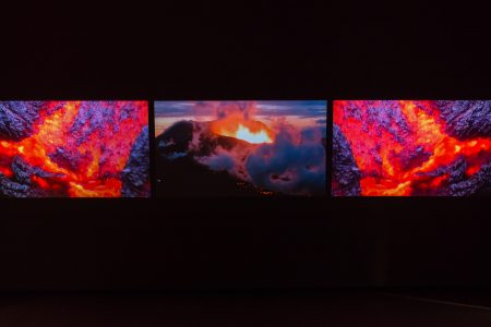 See the Northern Lights and Other Epic Icelandic Experiences in The Fire Within at the Katonah Museum of Art