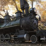 Trick or Treat Train at the Colorado Railroad Museum